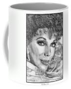 Joan Collins In 1985 Coffee Mug