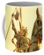 Joan In Gold Coffee Mug