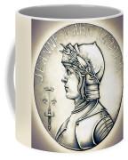 Joan Of Arc - Original Coffee Mug