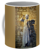 Joan Of Arc Hearing Voices By Francois Rude Coffee Mug