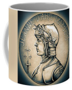 Joan Of Arc - Middle Ages Coffee Mug