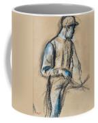 Jockey Coffee Mug
