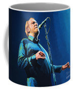 Joe Cocker Painting Coffee Mug