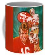 Joe Montana Coffee Mug