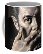 Joe Strummer-burning Lights Coffee Mug
