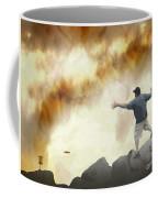 Joe Vs. The Volcano Coffee Mug