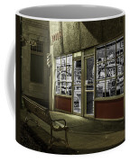 Joe's Barber Shop Coffee Mug