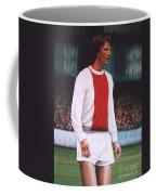Johan Cruijff  Coffee Mug