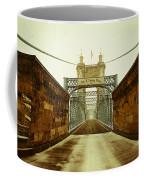 John A. Roebling Bridge Coffee Mug