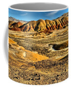 John Day Oregon Landscape Coffee Mug