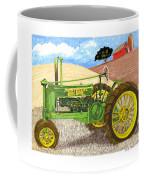 John Deere At Rest Coffee Mug