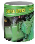 John Deere Diesel Coffee Mug by Susan Candelario