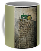 John Deere Parking Only Coffee Mug