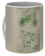 John Deere Patent Coffee Mug