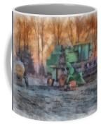 John Deere Photo Art 01 Coffee Mug