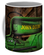 John Deere Tractor Coffee Mug by Susan Candelario