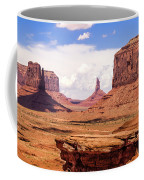 John Ford Point - Monument Valley - Arizona Coffee Mug