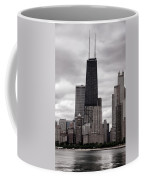 John Handcock Building Coffee Mug