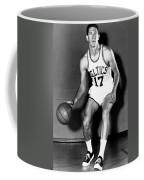 John Havlicek Of The Boston Celtics 1960s Coffee Mug