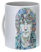 John Lennon Portrait.1 Coffee Mug