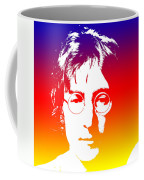 John Lennon The Legend Coffee Mug