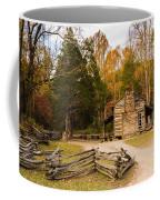 John Oliver Pioneer Cabin Coffee Mug