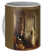 John Sheepshanks And His Maid Coffee Mug