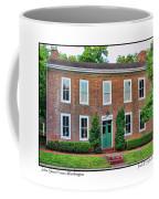 John Snow House Worthington Coffee Mug
