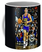 John Stockton Portrait Coffee Mug
