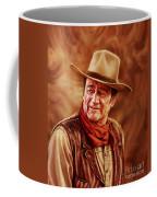 John Wayne Coffee Mug