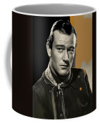 John Wayne Publicity Photo In Costume Stagecoach 1939-2013 Coffee Mug