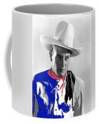 John Wayne Publicity Photo Overland Stage Raiders 1938 Coffee Mug