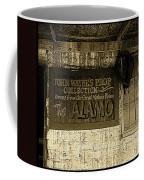 John Wayne's Prop Collection The Alamo Old Tucson Arizona 1967-2009 Coffee Mug