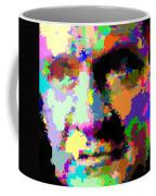 Johnny Cash - Abstarct Coffee Mug