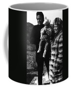 Johnny Cash And Family Old Tucson Arizona 1971 Coffee Mug