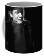 Johnny Cash Film Noir Homage Old Tucson Arizona 1971 Coffee Mug