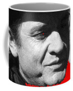 Johnny Cash Music Homage Ring Of Fire Old Tucson Arizona 1971 Coffee Mug