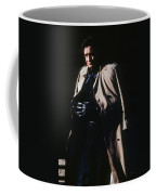 Johnny Cash Trench Coat Old Tucson Arizona 1971 Coffee Mug