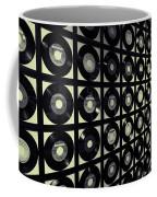 Johnny Cash Vinyl Records Coffee Mug