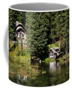 Johnny Sack Cabin Coffee Mug by Robert Bales