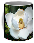 John's Magnolia Coffee Mug