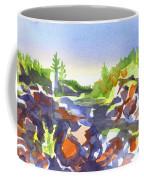 Johnsons Shut Ins Coffee Mug by Kip DeVore