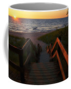 Join Us For The Sundown Coffee Mug