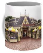 Jolly Holiday Cafe Main Street Disneyland 02 Coffee Mug