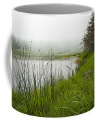 Jordan Pond In Acadia National Park Coffee Mug