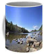 Jordan Pond Coffee Mug by Terry DeLuco