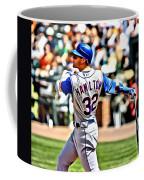 Josh Hamilton Painting Coffee Mug