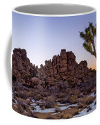 Joshua Sunset Coffee Mug