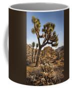 Joshua Tree 16 Coffee Mug
