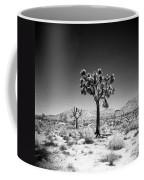 Joshua Tree Holga 1 Coffee Mug